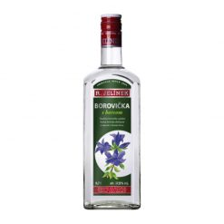 Borovicka Jelinek s horcom 37.5% 0.7