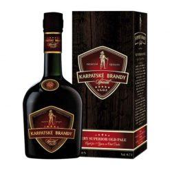 Karpatske brandy special 40% 0.7