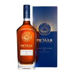 Metaxa 12* 40% 0.7