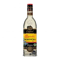 Spisska Borovicka GAS 40% 0.7