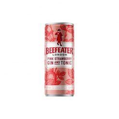 Beefeater Pink 4.9% 0.25 plech