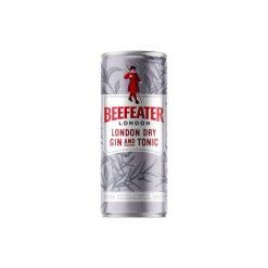 Beefeater Dry 4.9% 0.25 plech