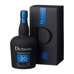 Dictador 20r 40% 0.7 karton