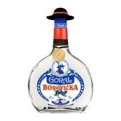 Goral Borovicka 40% 0.7 klobuk