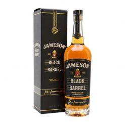 Jameson Black Barrel 40% 0.7