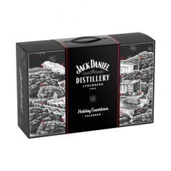 Jack Daniels Kalendar 39.53% 21x0.05 mini