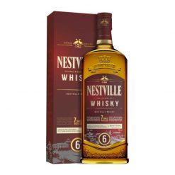 Nestville whisky 6r 40% 0.7