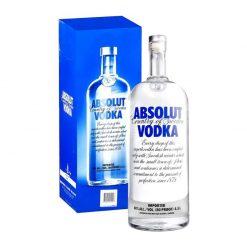 Absolut vodka 40% 4.5