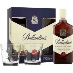 Ballantines 40% 0.7 + 2 pohare